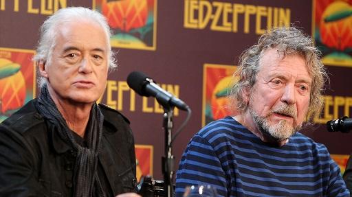 At the Venice Film Festival Documentary on Led Zeppelin
