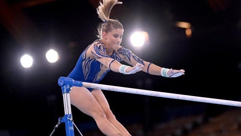 Athletes respect gymnast Biles for not launching |  free press