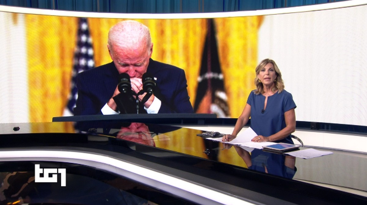 """Biden's """"tears"""" and the wrong image on TV and social media"""