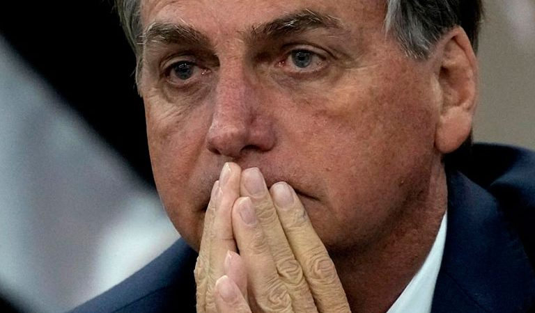 Brazil's electoral court takes action against Bolsonaro