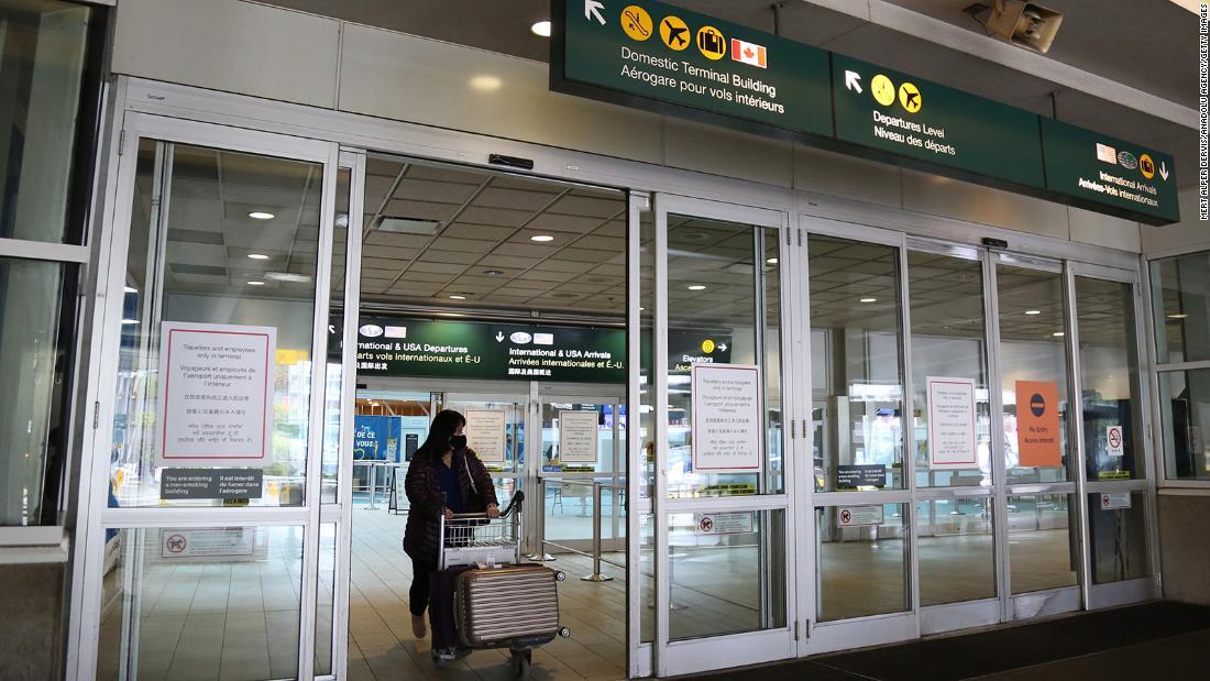 Canada announces vaccination permit for air travel