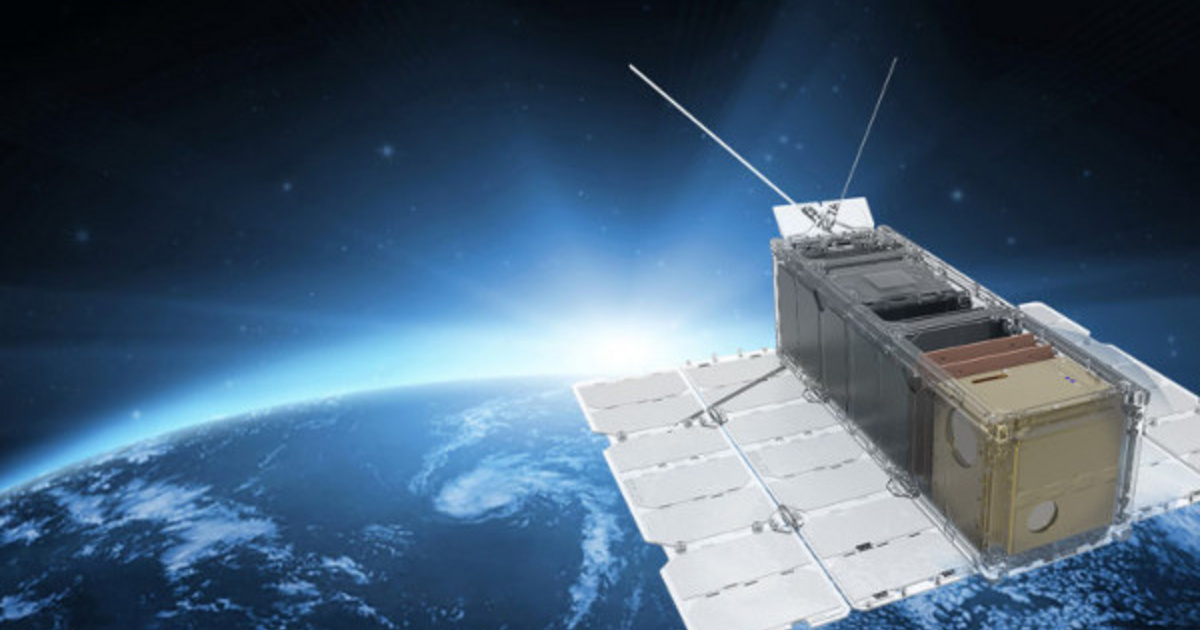 Catalog – Local – We are expanding into space, the Hungarian company has launched its first satellite