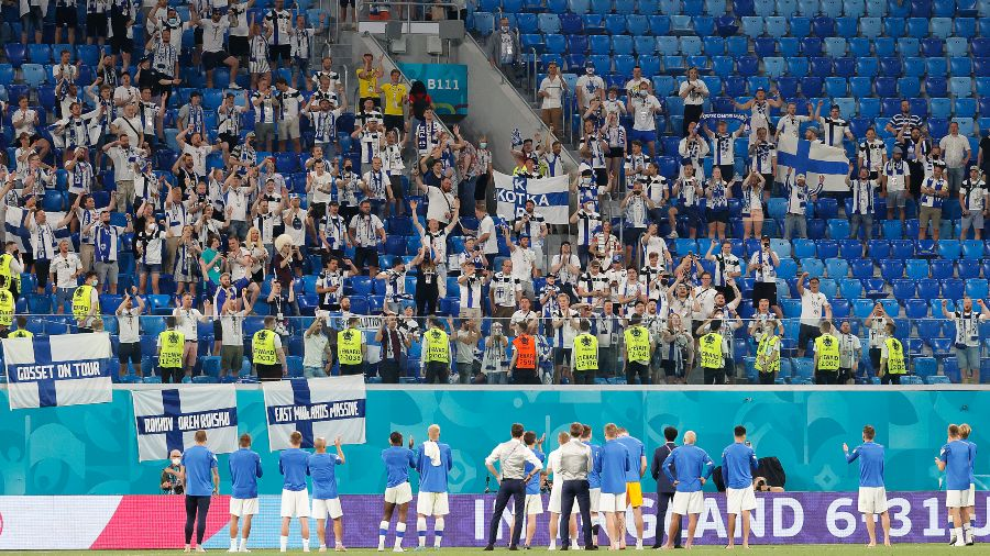 Concern in Finland over COVID-19 cases in fans returning from Europa