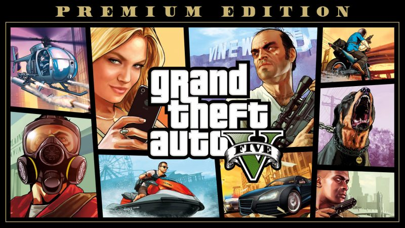 """Download Now    Link to download Grand Theft Auto 5 GAT for free """"5 Grand Theft auto"""" for Android and iPhone"""