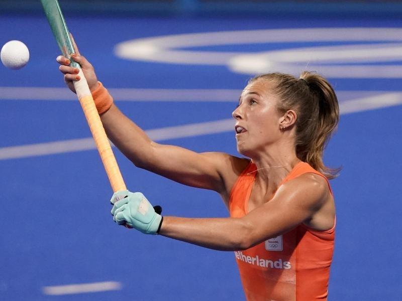 Dutch women win hockey gold in Tokyo |  free press