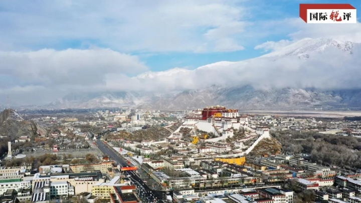 External forces supporting the secession of Tibet will fail in their project