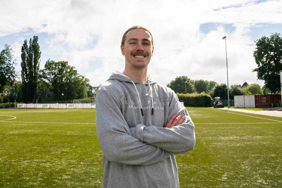 Jackson Irvine (28) coached FC St. Pauli for the first time on Monday.  (archive image)