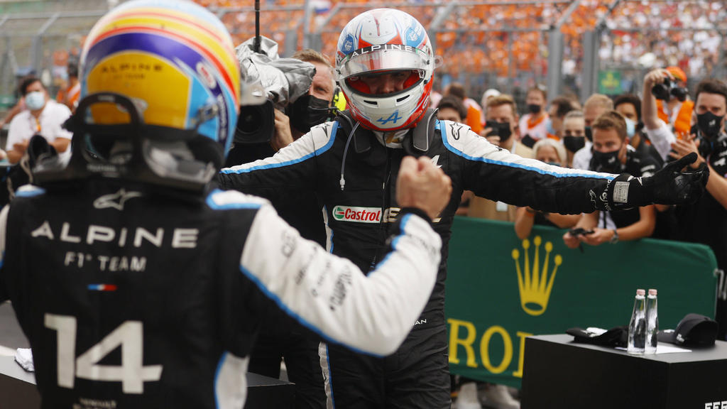 Formula 1    Alpine chief: 'You have to be a better team'