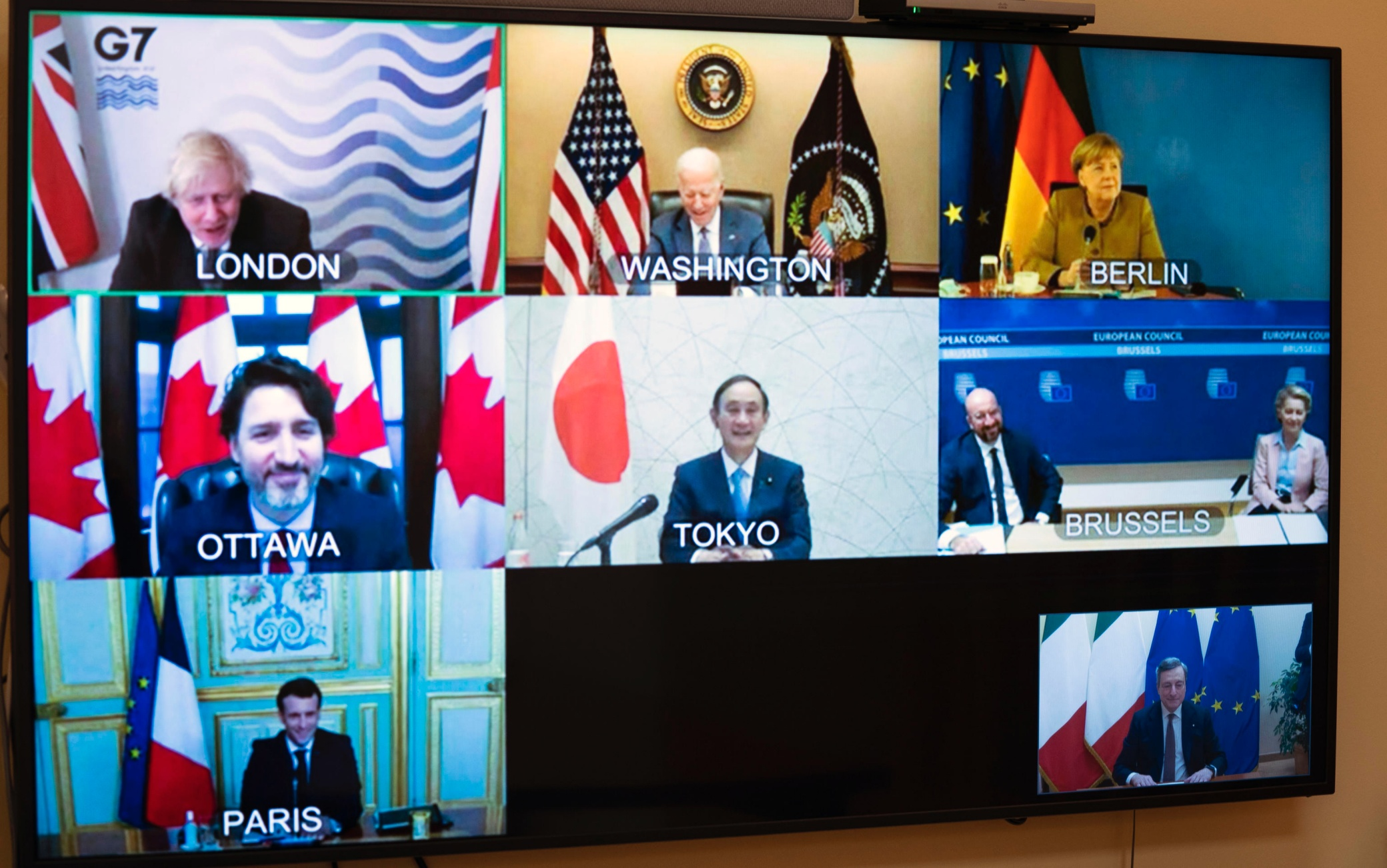 G7: What are they and what are the member states