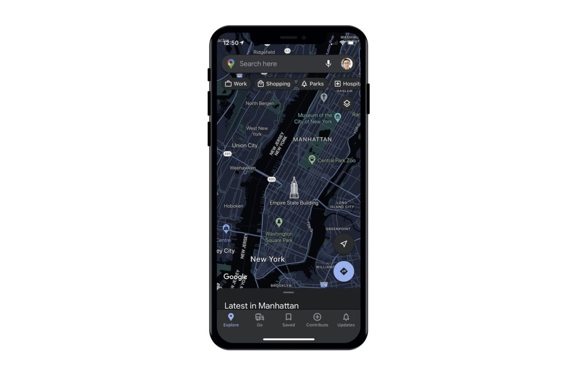 Google Maps for iPhone is getting a long-awaited feature