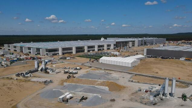 Green defends Tesla's Brandenburg factory: Hofriter rejects environmental associations' concerns – Berlin