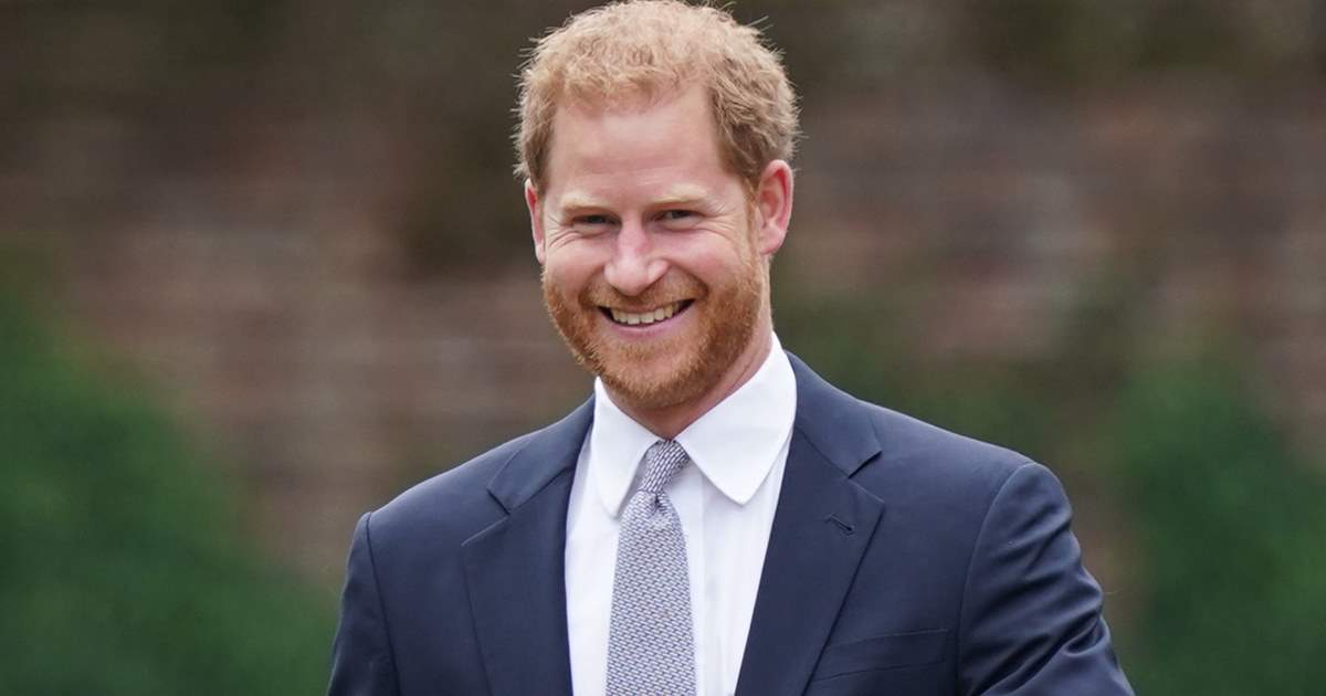 Hardworking Prince Harry to visit UK in November