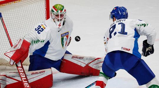 Ice Hockey World Cup: Finland beat Italy