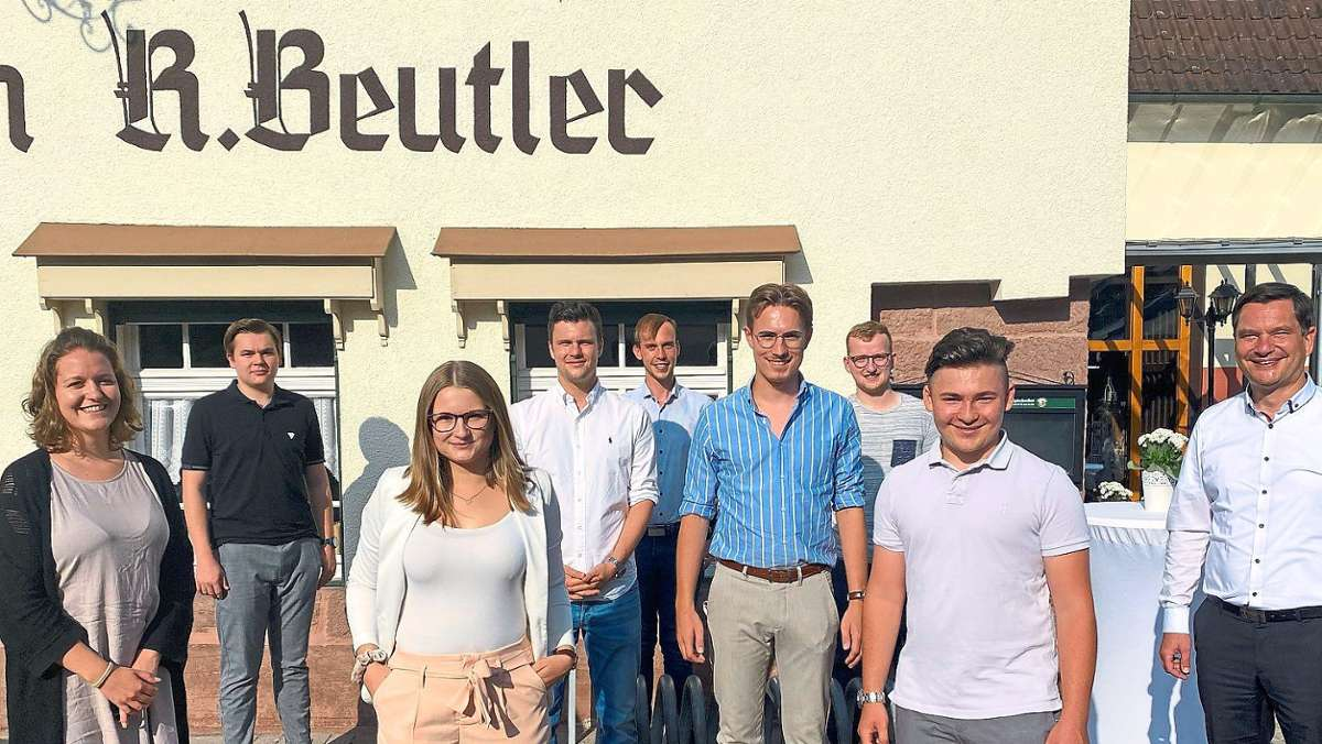 Julian Däuble takes over: Nagold youth union with new management – Nagold & Surrounding