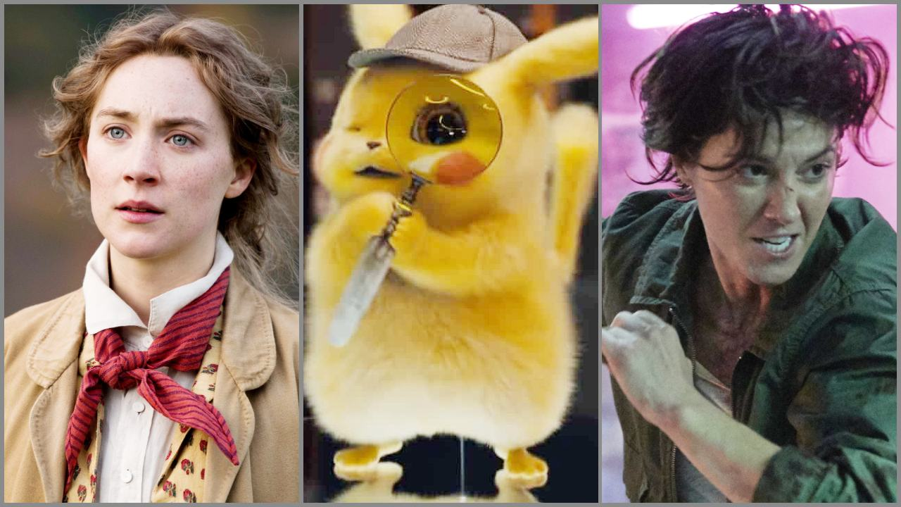 Little Women, Pokemon Detective Pikachu, Kate and many more assets