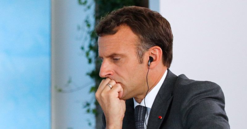Macron says we love sausage, but let's not waste time on it