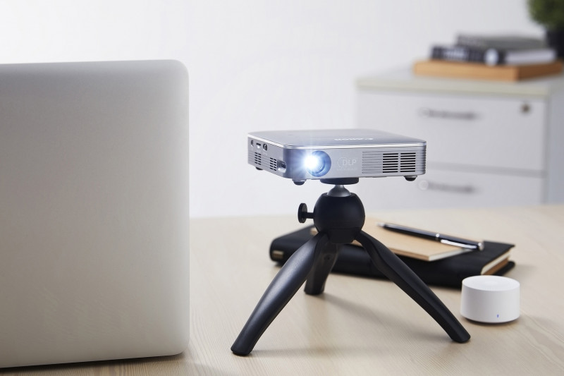 Mini wireless projector for more home entertainment
