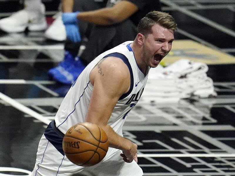 New contract for young Mavericks star Doncic    free press