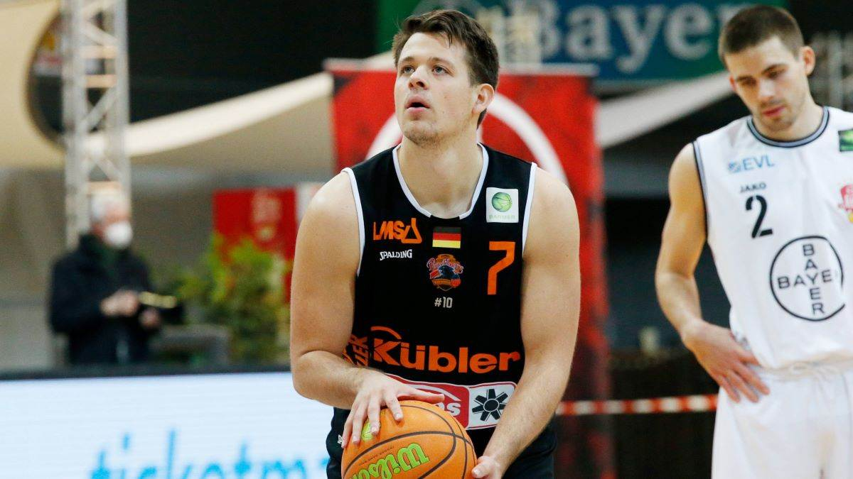 New entry in Dresden Titans: Teichmann will replace Larysz