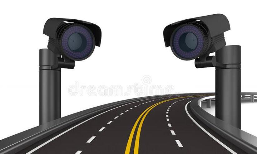 New surveillance cameras open at black spots on national highways    New surveillance cameras open the door