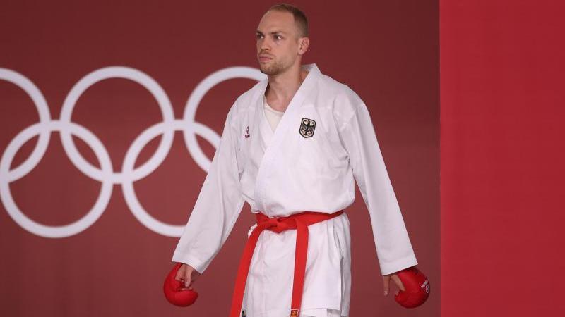 Olympia 2021 |  'Mock Fighting': Manipulating the Sense of German Karate