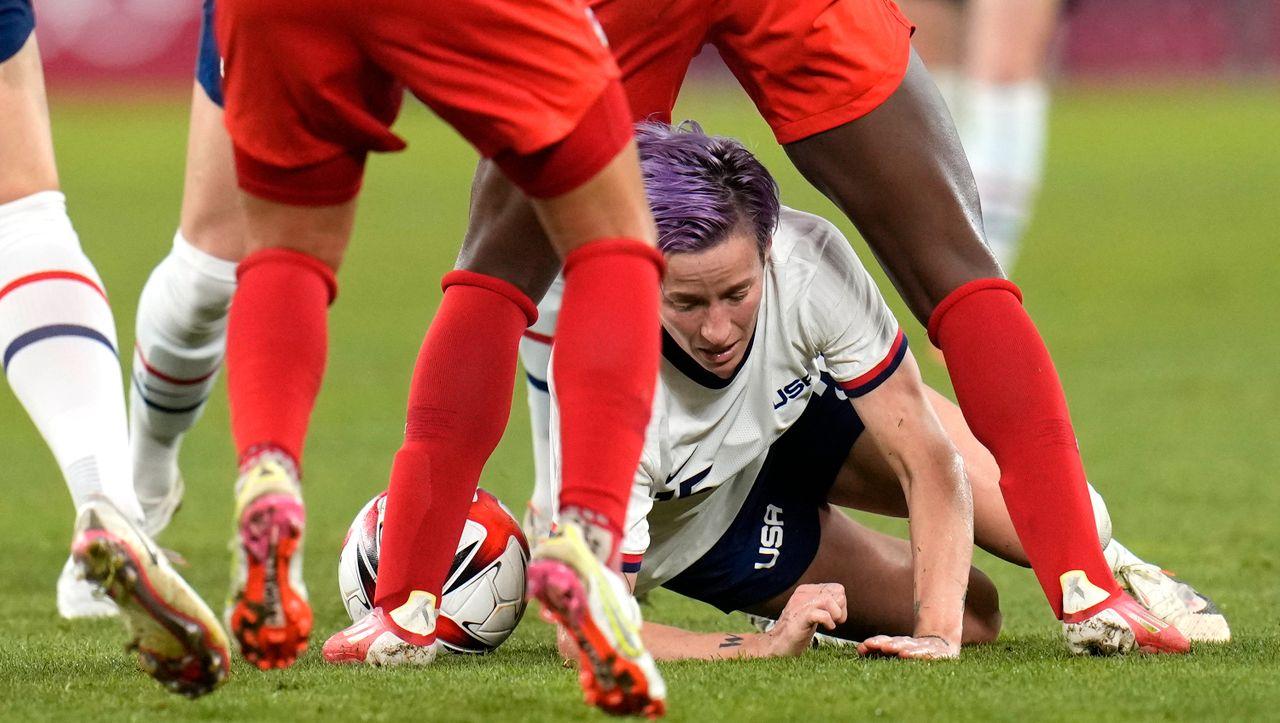 Olympia 2021: World soccer champion USA fails semi-final against Canada