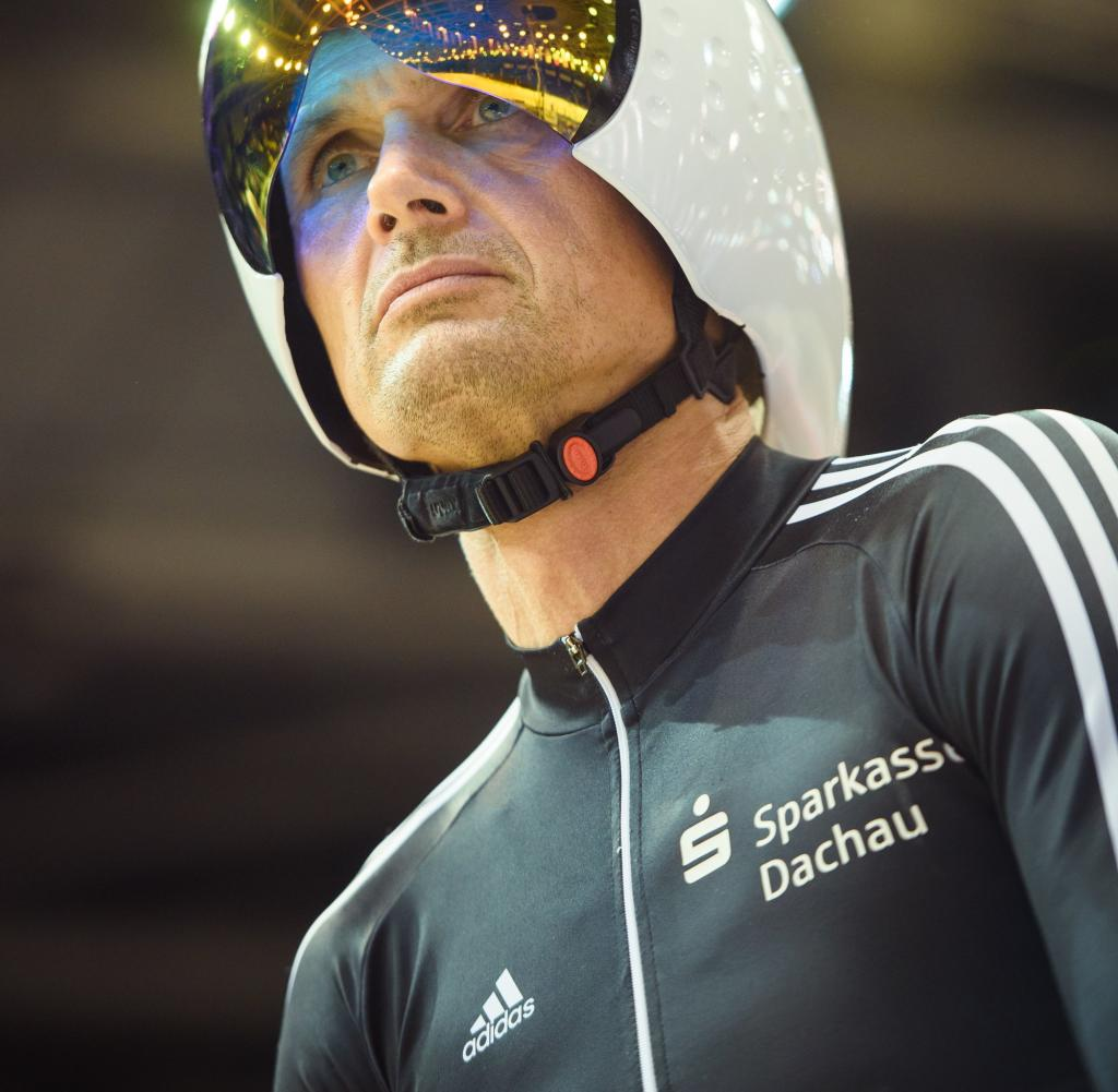 Five-time Paralympic champion Michael Tuber is feeling good in Tokyo despite the pandemic
