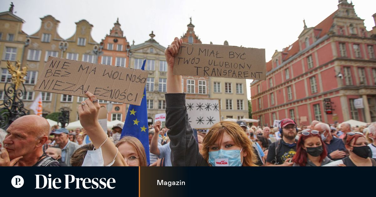 Poland's parliament votes on controversial media law – and…