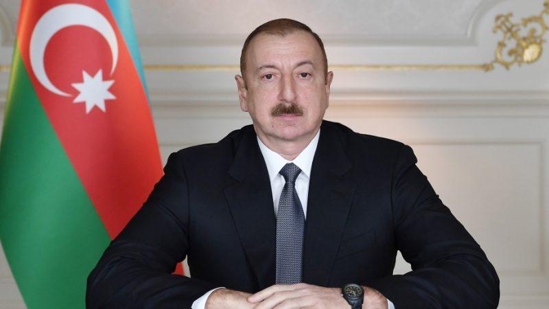 President Ilham Aliyev congratulates Queen Elizabeth II on her 95th birthday - AZERTAG