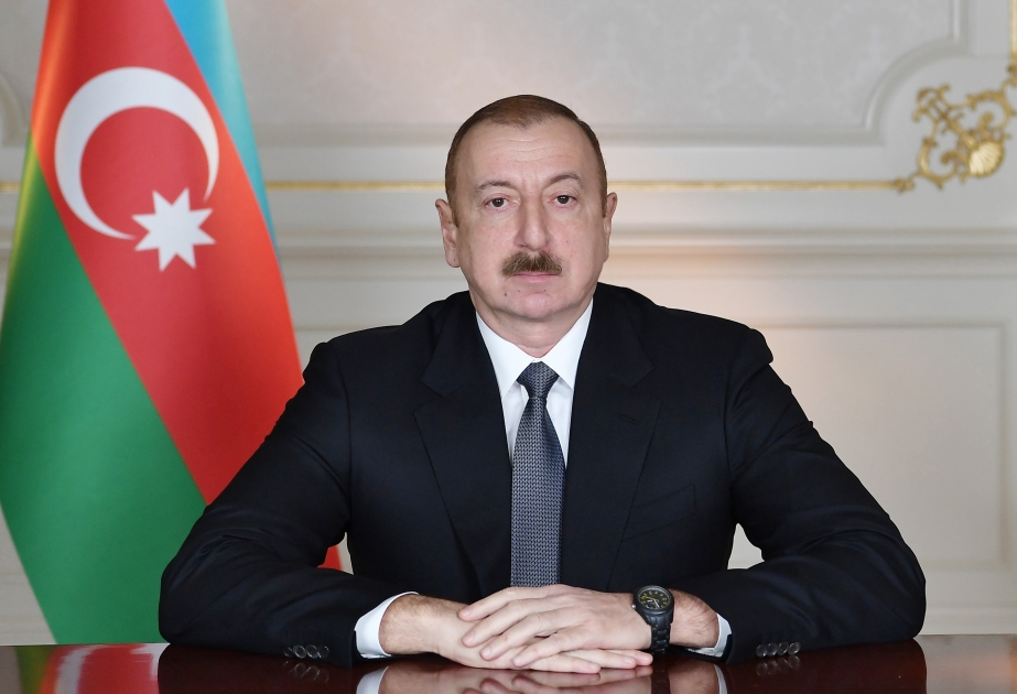 President Ilham Aliyev congratulates Queen Elizabeth II on her 95th birthday – AZERTAG