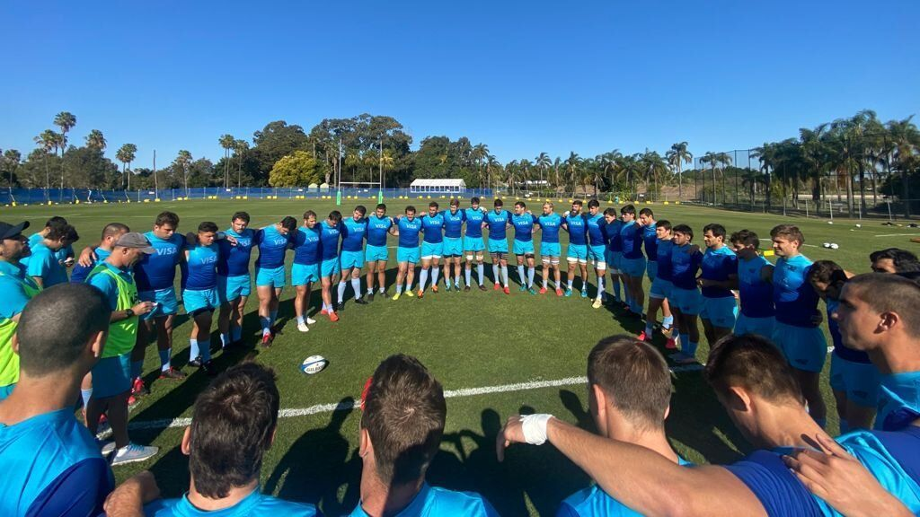 Pumas started their engines in Australia