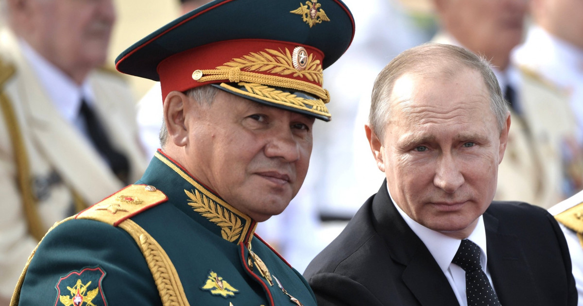 Russian Defense Minister proposes moving the capital to Siberia