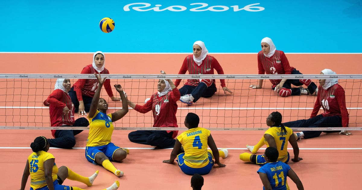 Seating volleyball at the Paralympics: What you need to know