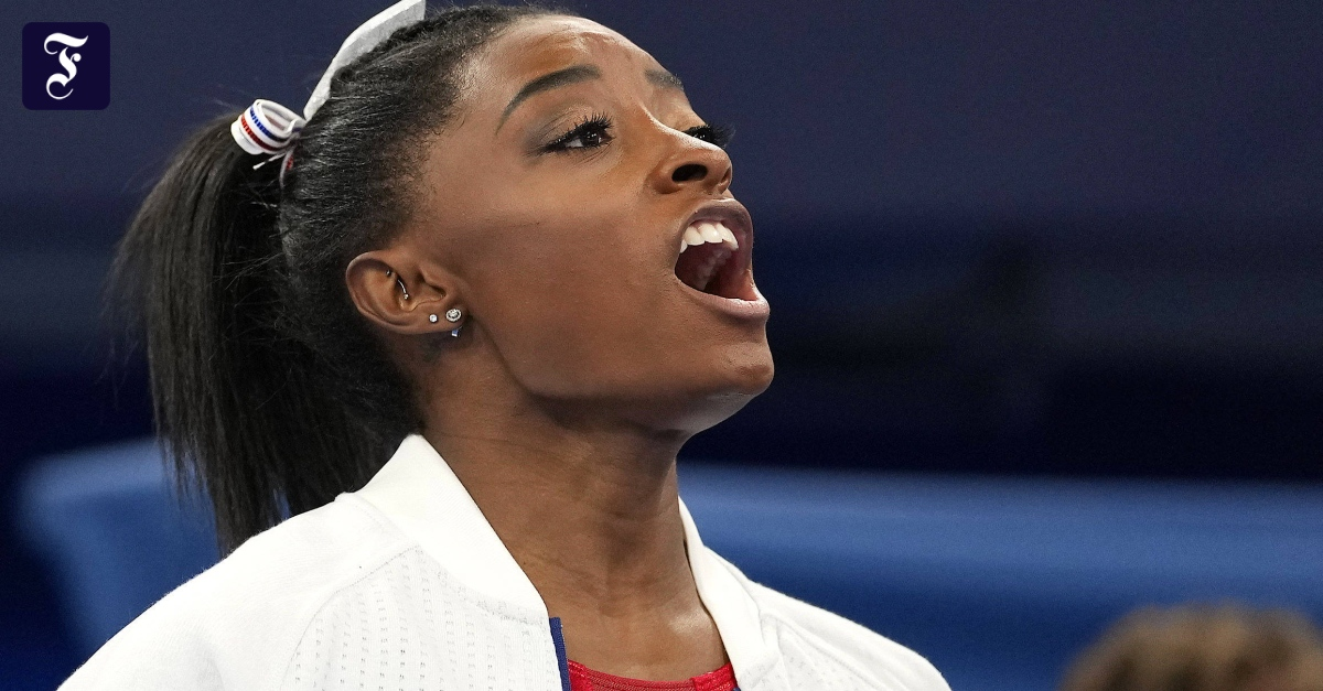 Simone Biles Compromise at the Olympics: An Athletic Maturity