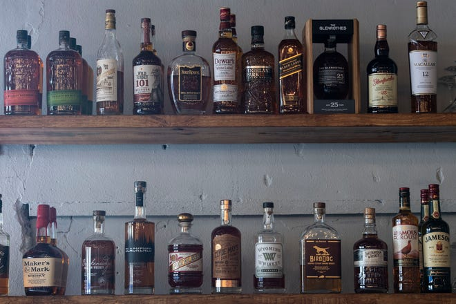Pickled Bar, a downtown Fort Pierce restaurant that opened on December 23 and run by chef Jason Alfonso and his wife Hallie Thomas, specializes in several types of handcrafted cocktails and bourbons.