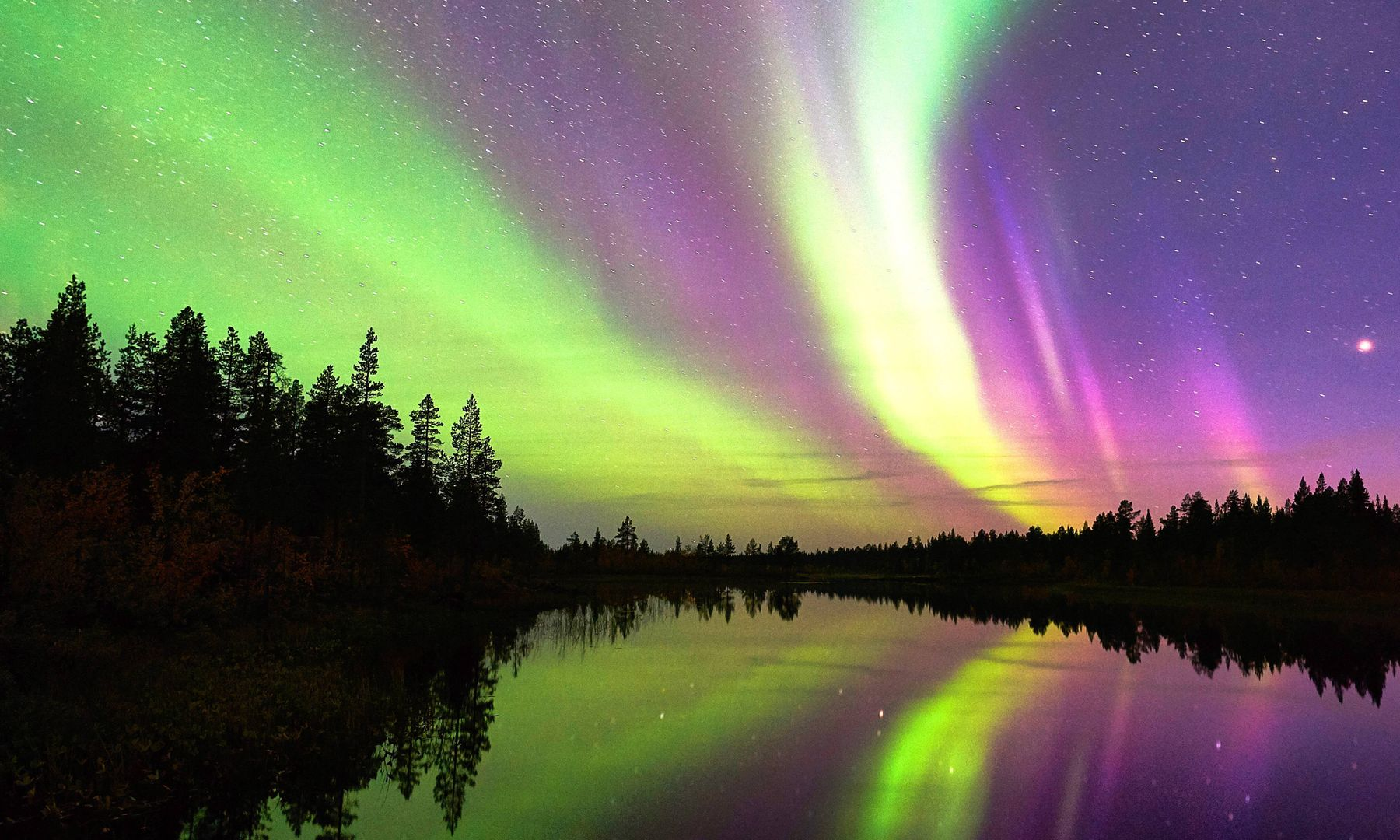 This is the best place to watch the Northern Lights