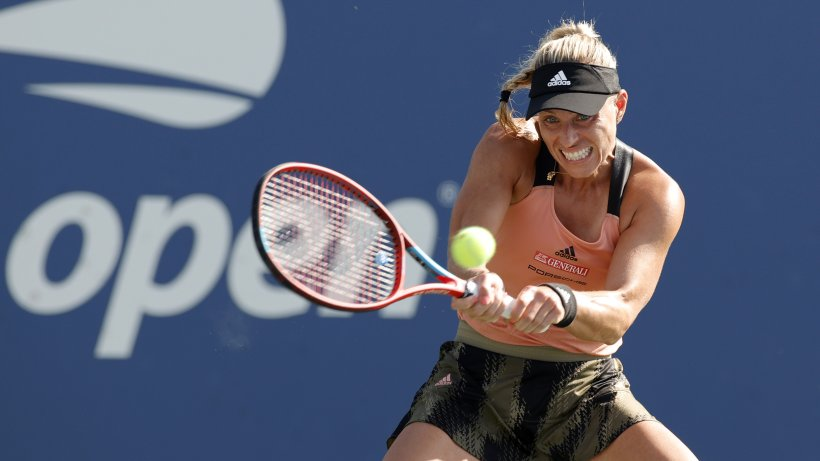 US Open: Kerber trembles in the tiebreak of the second round