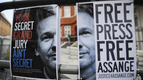 US allowed to file counter-notices on Assange's mental health – RT DE