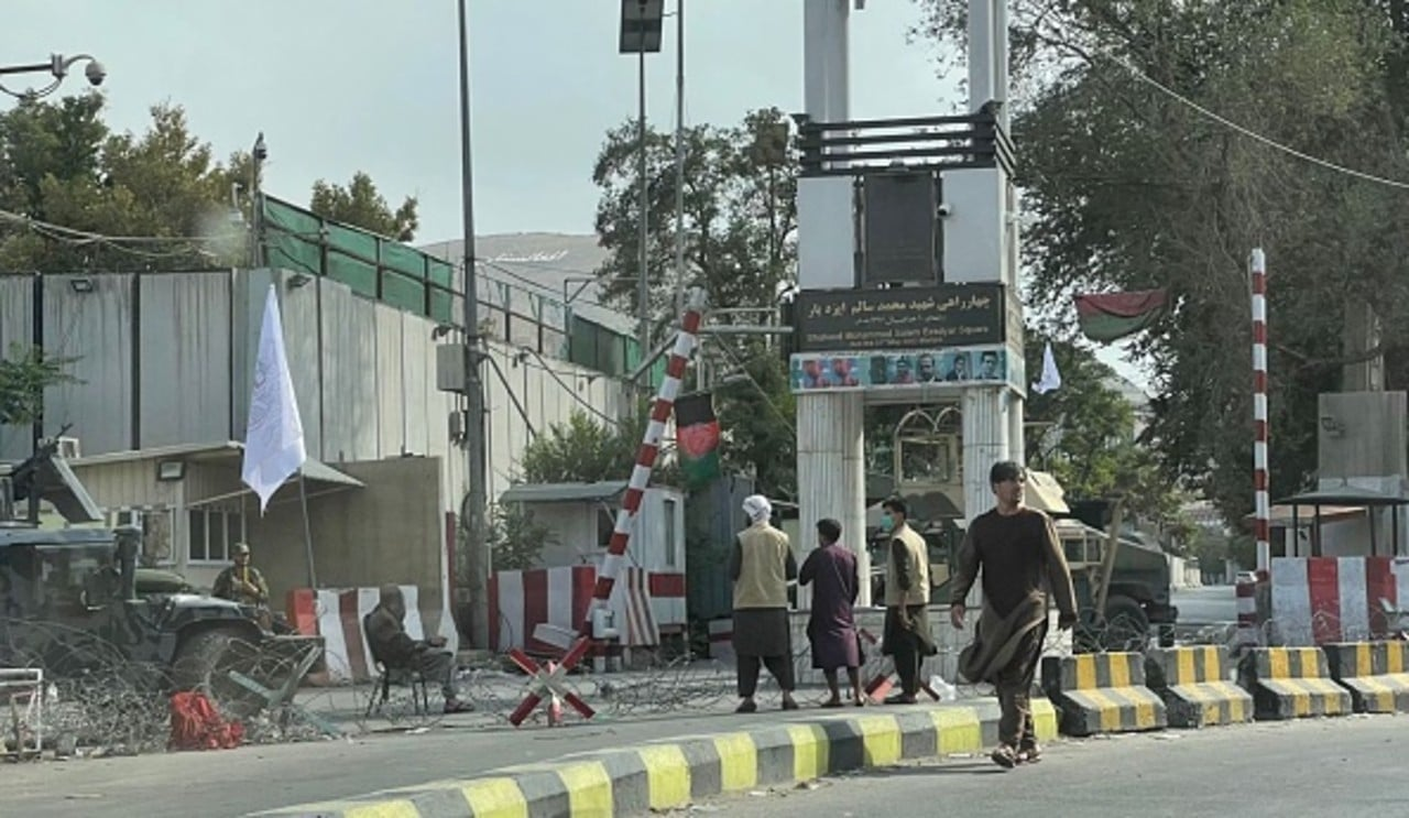 US asks to stay away from Kabul airport – Noticieros Televisa