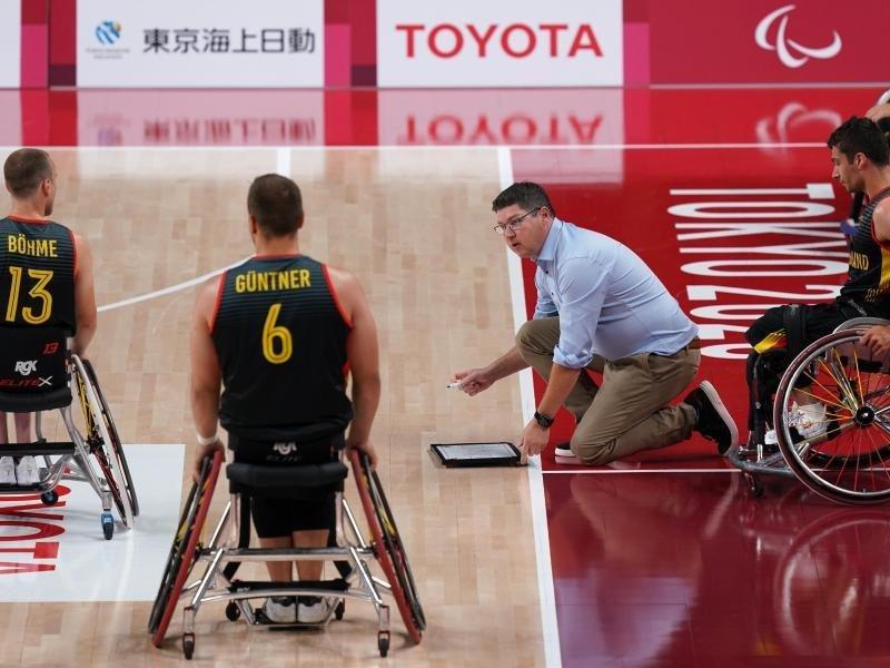 Wheelchair basketball players lose to Australia    free press