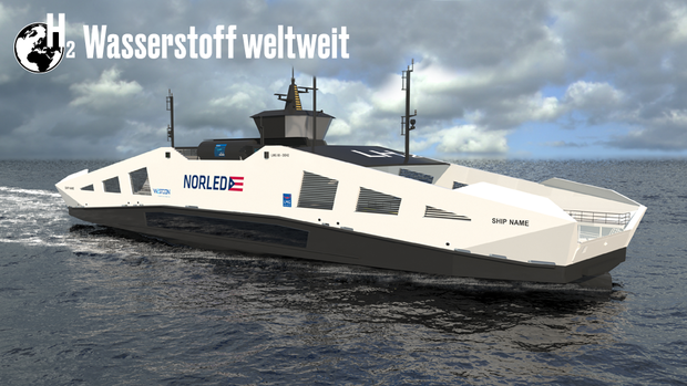 Zero-emissions ferries and cruises: Norway is a model for hydrogen