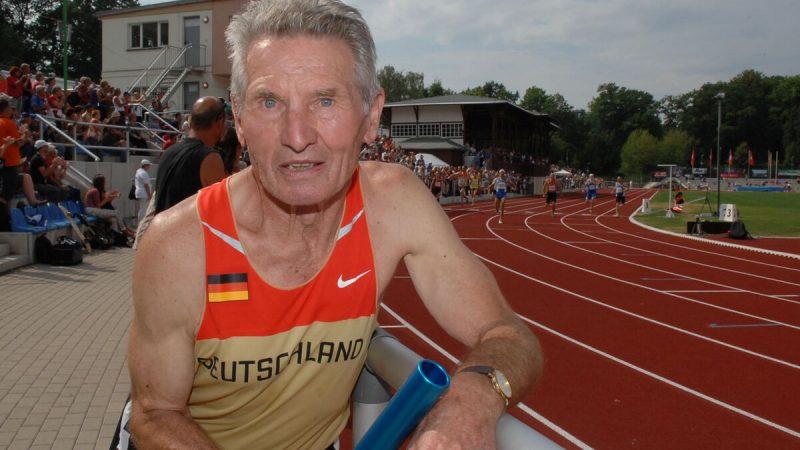 Zittau: The record holder in Zittau celebrates his 90th birthday