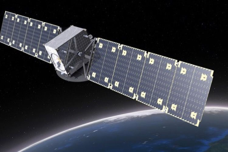 Apple will work on the satellite project