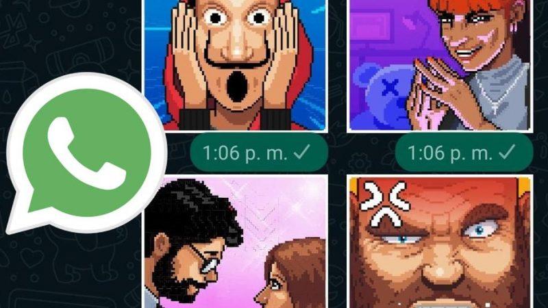 "WhatsApp: Steps to get ""La casa de papel 5"" stickers |  SPORTS-PLAY"