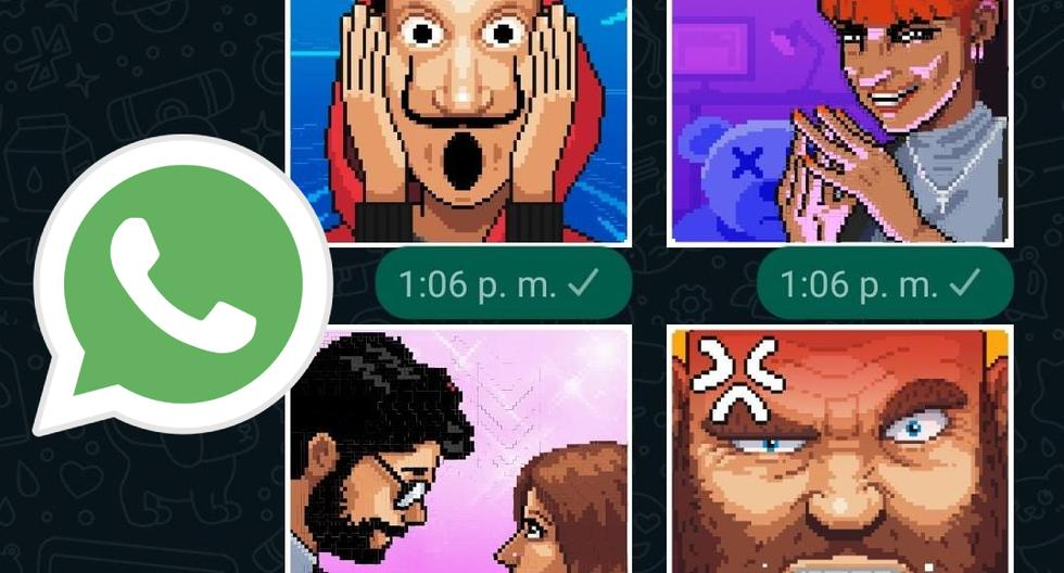 "WhatsApp: Steps to get ""La casa de papel 5"" stickers    SPORTS-PLAY"