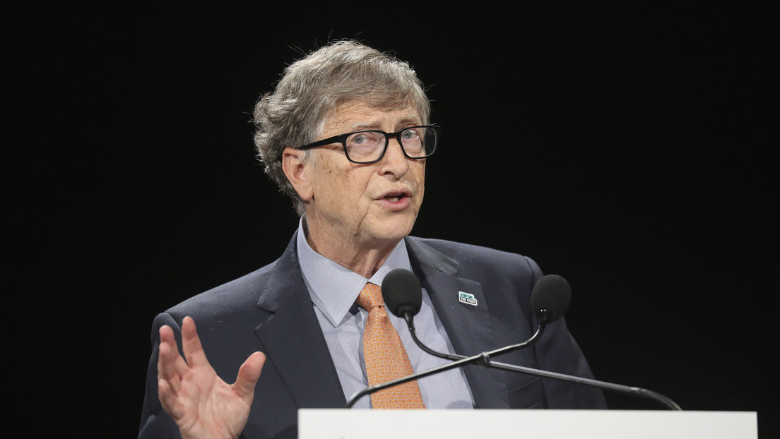 """Bill Gates confirms that humanity is not ready for a new epidemic and suggests """"The only solution"""""""