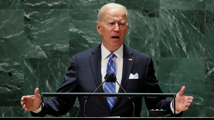 """Biden to the United Nations: """"The European Union is a key partner in security and climate challenges"""""""