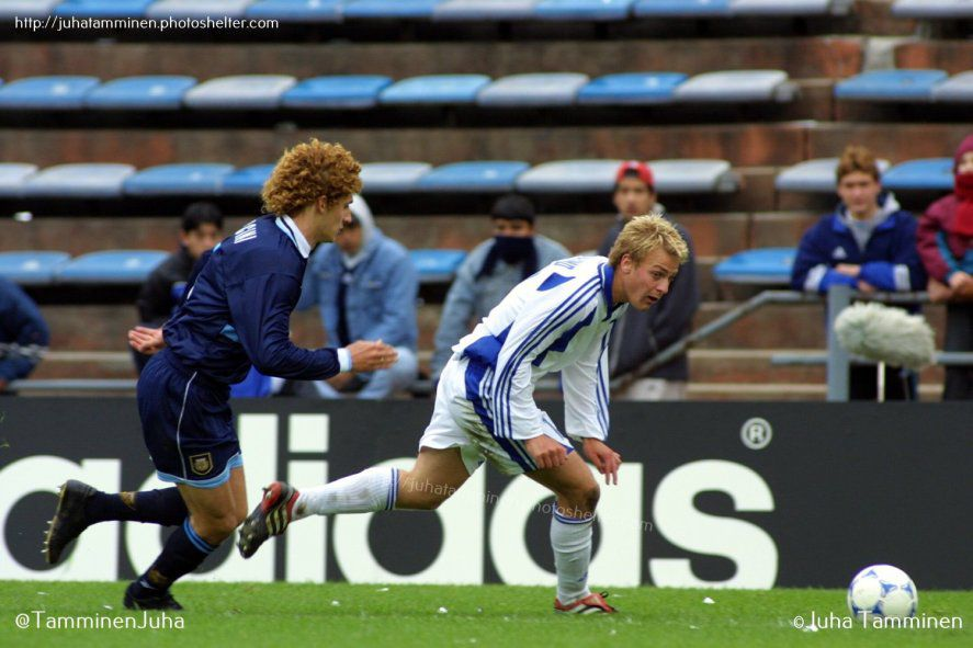 Argentina and Finland starred in the opening match of the FIFA U-20 World Cup.