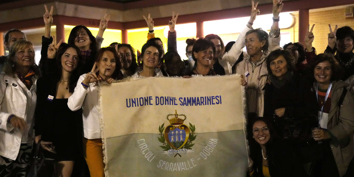 In San Marino, a historic and symbolic vote to legalize abortion