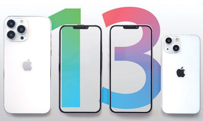 iphone 13 satellite